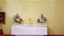 基督領洗日(顯現期第一主日)中